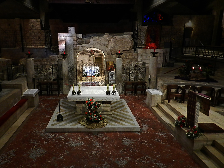 photoblog image RC Basilica of the Annunciation