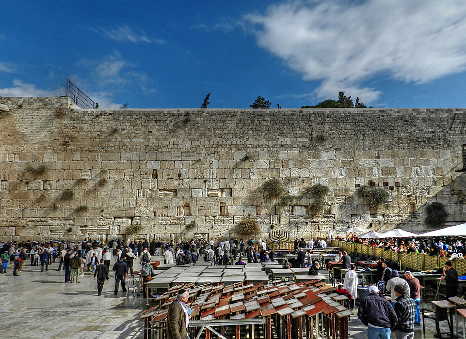 photoblog image The Western Wall
